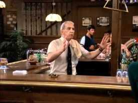 Coach Pantusso from Cheers